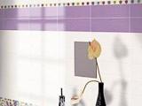 Способ укладки керамической плитки на стену